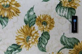 KettyMore Sun Flowers Printed Dining Table Mats Tables