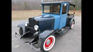 100 1929 Chevy Truck Chevrolet Huckster For Sale Or Trade Motorland