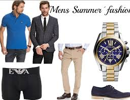 Mens Summer Fashion For The Good Sunny Days And Date Night