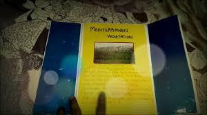 Scrapbook Idea School Project S Sc