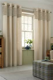 Pink Ruffle Curtains Uk by If Decide On Plain Curtains Natural Ruffle Eyelet Curtains From