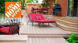 deck lighting ideas home endearing deck designs home depot home