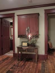 Primitive Living Room Wall Decor by Best 25 Primitive Paint Colors Ideas On Pinterest Country Paint
