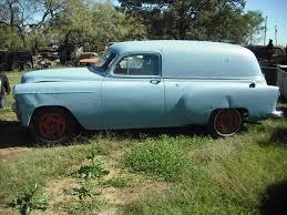 100 1952 Chevy Panel Truck 53 Door S 1953chevy3100doorpanel Hot Rod