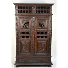 Antique Carved Chestnut French Brittany Figural Linnen Armoire Bar ... Coffee Bar Ideas 30 Inspiring Home Bar Armoire Remarkable Cabinet Tops Great Firenze Wine And Spirits With 32 Bottle Touchscreen Best 25 Ideas On Pinterest Liquor Cabinet To Barmoire Armoires Sarah Tucker Vintage By Sunny Designs Wolf Gardiner Fniture Armoire Baroque Blanche Size 1280x960 Into Formidable Corner Puter Desk Ikea Full Image For Service Bars Enthusiast Kitchen Table With Storage Hardwood Laminnate Top Wall