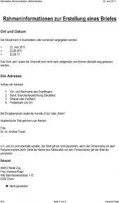 13 Briefvorlage Unternehmen Blanchesnickelodeon