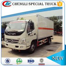 100 Used Box Trucks Foton 4x2 Light 3 Ton Body Truck Buy Body Truck 3