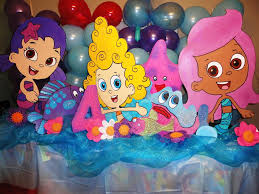 Bubble Guppies Bathroom Decor by Bubble Guppies Birthday Decorations Party City Enliven Child U0027s