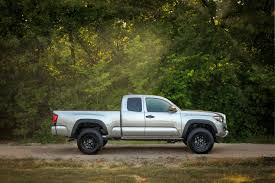 100 Toyota 4 Cylinder Trucks The Tacoma Is Now Much More Than The TopSelling Midsize
