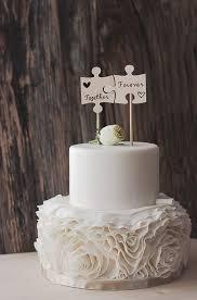 Wedding Cakes Cake Flags