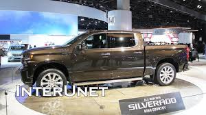 2019 Chevrolet Silverado First Look Kelley Blue Book Intended For ...