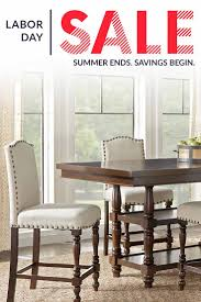 Celebrate Labor Day With Big Savings On Home Furniture At Rooms To Go Save Beautiful Dining Living And