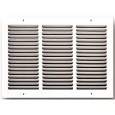 Decorative Return Air Grille 20 X 20 by Hvac Registers Vents Sears