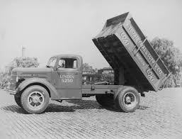 100 1930s Trucks Photosa Bad Day Delivering Coal Archive Practical