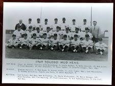 1969 Toledo Mud Hens Team 8 X 10 Photo