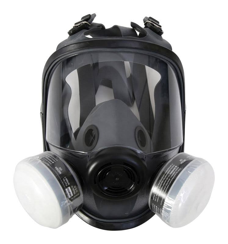 Honeywell 2898260 5400 Series North R95 Paint Spray & Pesticide Full Facemask Respirator