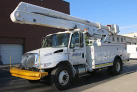 100 Bucket Trucks For Sale In Pa 55 Truck 33000 GVWR Danella Companies