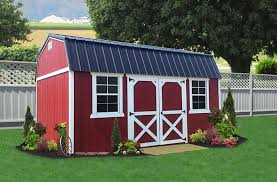 12x16 Wood Storage Shed Plans by Painted Sheds U2014 Liberty Storage Solutions