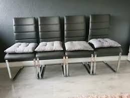 esszimmer stühle grau ebay kleinanzeigen