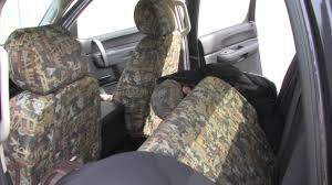 Tips & Ideas: Camo Bench Seat Covers For Unique Camouflage Cover ...