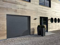 porte de garage sectionnelle verticale motorisée iso02