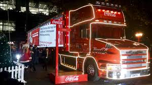 Holidays Are Coming - Coca-Cola Christmas Truck Tour 2016 || FrannyMac Coca Cola Truck At Asda Intu Meocentre Kieron Mathews Flickr To Visit Southampton Later This Month On The Scene Galway November 27 African Family Pose With Cacola Christmas Santa Monica By Antjtw On Deviantart Ceo Says Tariffs Are Impacting Its Business Fortune Coca Cola Delivery Selolinkco Drivers Standing Next Their Trucks 1921 Massive Cporations From Chiquita Used Personal Armies Truck Editorial Otography Image Of Cityscape 393742 Holidays Are Coming As The Hits Road Cocacola In Blackpool Editorial Photo Claus Why Beverage Industrys Soda Tax Discrimination Claims Shaky