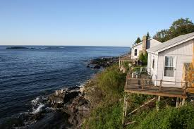Maine Cottage Rentals Thompson Cottages in New Harbor