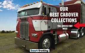 100 Brown Line Trucking Our Old School Cabovers Collections You Should Not Miss