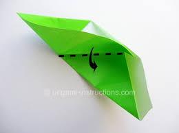 modular origami magic rose cube folding instructions