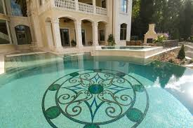 pool tile awesome pool tile design and pool decorating ideas