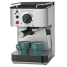 Cuisinart EM 100 166 Quart Stainless Steel Espresso Maker
