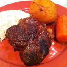 cuisiner du jarret de boeuf jarret de bœuf à la cocotte minute recette de jarret de bœuf à la