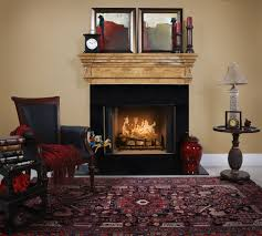 Decor Fireplace Mantel And Surround Kits