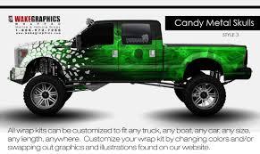 100 Green Truck Wraps Kits Vehicle Wraps Wake Graphics