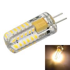 g4 5w 500lm warm white light 48 smd 3014 led l bulb ac dc