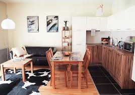 Harmonious Open Kitchen To Dining Room by 20 Best Small Open Plan Kitchen Living Room Design Ideas