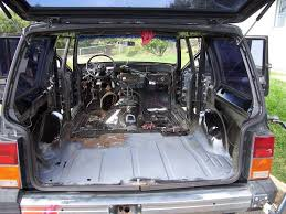 Jeep Xj Floor Pan Removal by Whos Had To Replace There Cargo Area Naxja Forums North