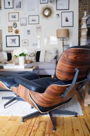 Welcome To The Family, You Beautiful Chair, You! | Living Design ... Eames Lounge Ottoman Retro Obsessions A Short Guide To Taking Excellent Care Of Your Eames Lounge Chair Italian Leather Light Brown Palisandro Chaise Style And Ottoman Rosewood Plywood Modandcomfy History Behind The Hype The Charles E Swivelukcom Chair Was Voted A Public Favorite In Home Design Ottomanblack Worldmorndesigncom Molded With Metal Base By Vitra Armchair Blackpallisander At John