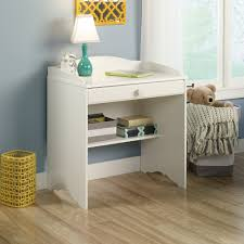 Sauder Shoal Creek Dresser Soft White by Haslet 2 Drawer Writing Desk Agate Green Walmart Com