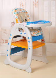 Details About FoxHunter Baby Highchair Infant High Feeding Seat 3in1  Toddler Table Chair New