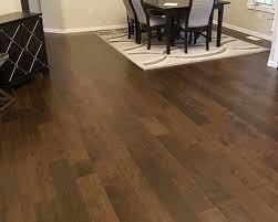 novella dickinson maple entryway floor successful install in des