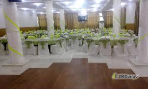 salle de fete room for rent kinshasa kintambo salle de fête ii happy day