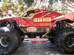 100 Monster Truck San Diego File ComicCon 2011 The Iron Man Geddon Monster