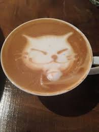 How To Make Latte Art Cat