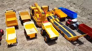 Godzilla Excavator Car Dump Truck Toys For Kids B1121A Cars And ...
