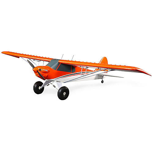 E Flite EFL12450 Carbon Z Cub RC Airplane - with iD System
