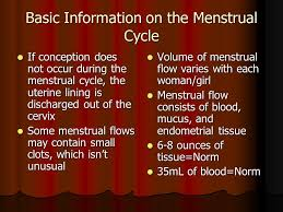 shedding uterine lining before period the menstrual cycle megan cuneo ppt