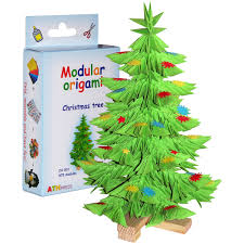Image Of Easy Origami Christmas Tree Step By Step Easy Origami