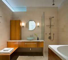 L Shaped Bathroom Vanity Ideas by Interior Picturesque Doorless Shower For Purposes Of Bathing