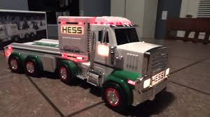 100 Hess Toy Trucks 2013 Truck Reviewed YouTube